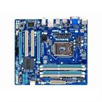 GIGA-BYTE Technology GA-B75M-D3H - 1.0 - motherboard - micro ATX - LGA1155 Socket - B75 - USB 3.0 - Gigabit LAN - onboard graphics (CPU required) - HD Audio (8-channel) GA-B75M-D3H