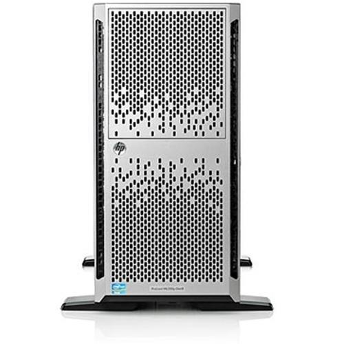 HP Smart Buy ProLiant ML350p Gen8 - 1x Six-Core Intel Xeon E5-2620 2.0GHz LFF Server - 8GB RAM, no HDD, DVD-ROM, Gigabit Ethernet, Smart Array P420i/512MB FBWC