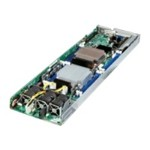 Compute Module HNS2400LPQ - Server - blade - 2-way - RAM 0 MB - no HDD - ServerEngines Pilot III - GigE, InfiniBand - monitor: none - with  Node Power Board (FH2000NPB), Bridge Board (FHWJFWPBGB)