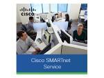 SMARTnet Enhanced - Extended service agreement - replacement - 8x5 - response time: 4 h - for P/N: CVPN3005E/FEBUN-RF