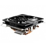 GeminII M4 - Processor cooler - (LGA775 Socket, LGA1156 Socket, Socket AM2, Socket AM2+, LGA1366 Socket, Socket AM3, LGA1155 Socket, Socket AM3+, Socket FM1) - aluminum - 120 mm