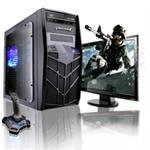 X-Trooper Jr AMD Athlon II X2 250 3.0GHz Dual-Core Gamer - 8GB RAM, 500GB HDD, DVD+/-RW, Gigabit Ethernet