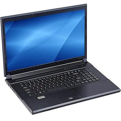 CybertronPC 17.3in Intel Core i7 2630QM 2.0GHz NB1171C Notebook - 16GB RAM, 750GB HDD, 17.3