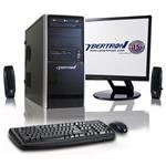 Essential ESS2IDE8400 Intel Core i3 Dual-Core 2100 3.10GHz Desktop System  - 4GB RAM, 500GB HDD, DVD+/-RW DL, Gigabit Ethernet