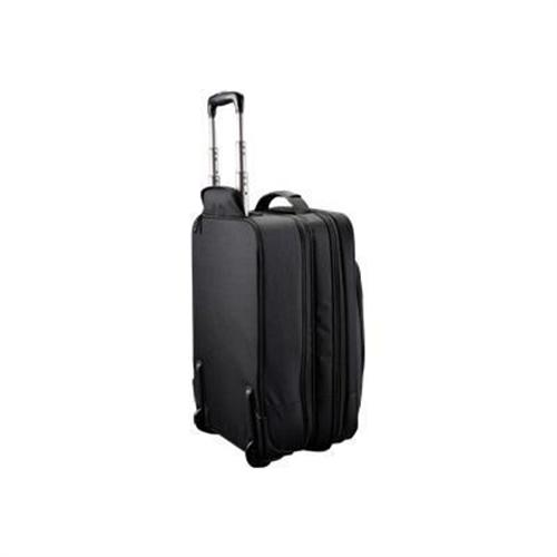 "Case Logic 17"" Checkpoint Friendly Laptop Roller - Black"