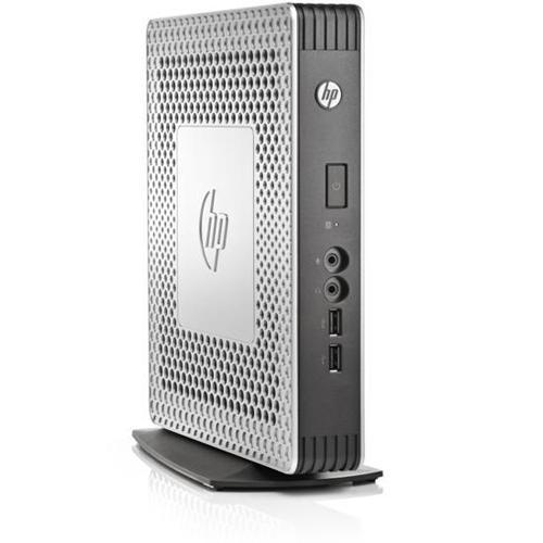 HP Smart Buy t610 AMD Dual-Core T56N APU 1.65GHz Flexible Thin Client - 1GB RAM, 512MB Flash, no HDD, Gigabit Ethernet
