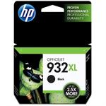 932XL - High Yield - black - original - ink cartridge - for Officejet 6100, 6600 H711a, 6700, 7110, 7510, 7610, 7612