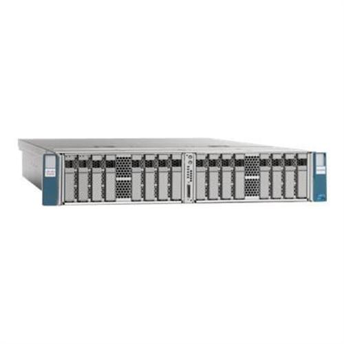Cisco UCS EZ C260 Pack - Xeon E7-2870 2.4 GHz - 512 GB - 0 GB