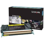 X746, X748 Yellow Return Program Toner Cartridge