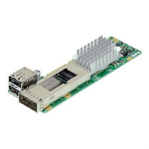 Super Micro Supermicro Add-on Card AOC-CIBF-M1 - network adapter