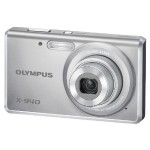 X940 14Megapixel Digital Camera - Silver - Refurbished