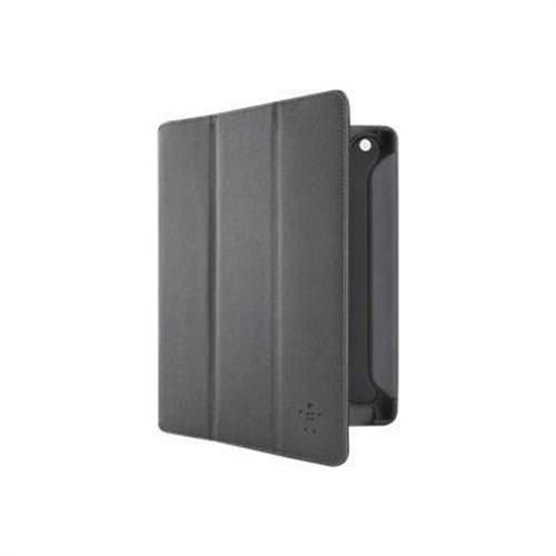 Belkin Pro Tri-Fold Folio with Stand - case for web tablet