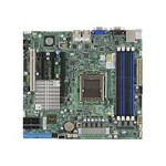 SUPERMICRO H8SCM-F - Motherboard - micro ATX - Socket C32 - AMD SR5650/SP5100 - 2 x Gigabit LAN - onboard graphics