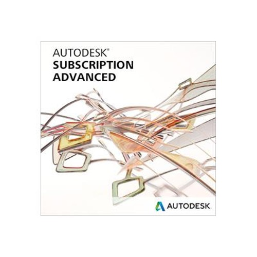 Autodesk Subscription with Advanced Support technical support (renewal) - 1 year - for  Vault Office