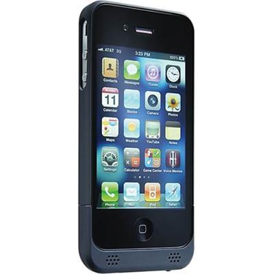 TekkeonmyPower Battery Case for iPhone 4(MP1280B)