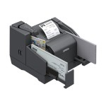 TM S9000MJ 200DPM - Receipt printer - thermal line / ink-jet - Roll (3.13 in), 4.72 in x 9.25 in - 180 x 180 dpi - up to 708.7 inch/min - capacity: 100 sheets - USB 2.0 - dark gray