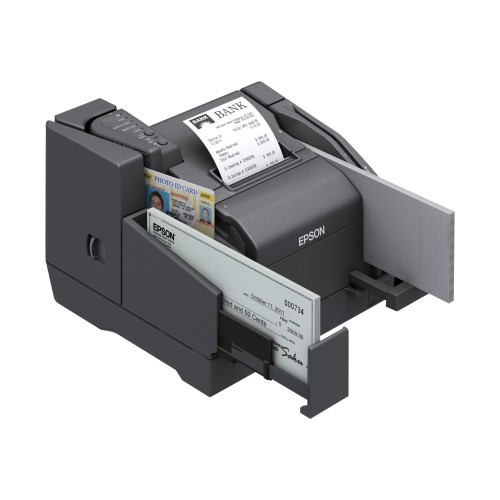 how to change ink in epson receipt printer