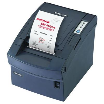 Samsung SRP-350plus Series Thermal Receipt Printer - Black (SRP-350PLUS-G-USB)
