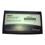 Datacard YMCKT - 1 - color (cyan, magenta, yellow) - print ribbon - for  SD260, SD260S, SD460 534000-003