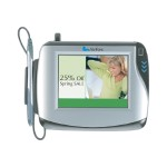 MX870 - Signature terminal with magnetic card reader w/ LCD display - wired - serial, USB