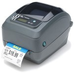 GX Series GX420t - Label printer - DT/TT - Roll (4.25 in) - 203 dpi - up to 359.1 inch/min - USB, serial, Bluetooth