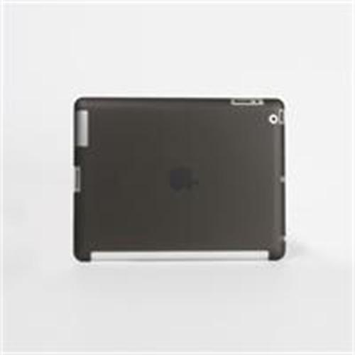 The Joy Factory SmartGrip2 Frosted Smoke for iPad 2 - Smart Cover Friendly Soft Case - Frosted Smoke (Open Box Product, Limited Availability, No Back Orders)
