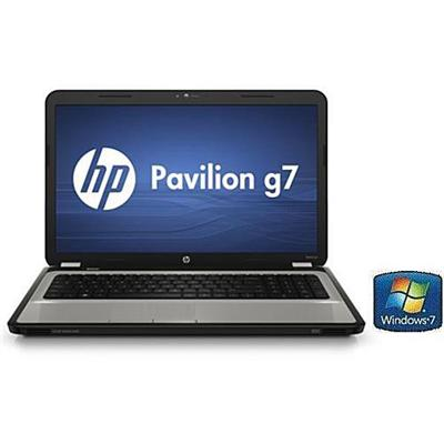 HP Pavilion g7-1355dx AMD Quad-Core A6-3420M 1.50GHz Notebook PC - 4GB RAM, 500GB HDD, 17.3