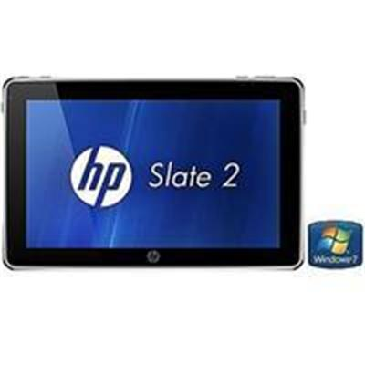 HP Slate 2 - tablet - Windows 7 Professional - 64 GB - 8.9