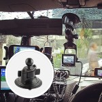RAM Mounts RAM-B-224-1U - Suction cup mount - for P/N: RAM-B-103U, RAM-B-201U-C RAM-B-224-1U