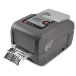 Datamax E-Class Mark III Professional E-4206P - Label printer - DT/TT - Roll (4.4 in) - 203 dpi - up to 359.1 inch/min - parallel, USB, LAN, serial EP2-00-0J000P00