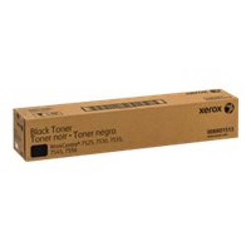 Xerox black - original - toner cartridge