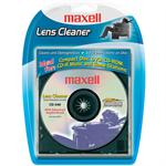 Maxell CD Lens Cleaner, Dry 190048
