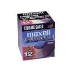 Storage CD jewel case (pack of 12)