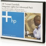 Hewlett Packard Enterprise iLO Advanced 1 Server License with 3-year 24x7 Technical Support and Updates BD505A