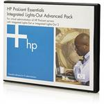 HP iLO Advanced Electronic License with 3-year 24x7 Technical Support and Updates BD506AAE