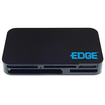 Edge Memory All-In-One USB Card Reader (Supporting SDXC, UDMA, and xD) (PE233433)