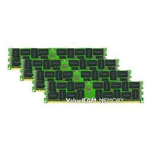 Kingston ValueRAM memory - 64 GB : 4 x 16 GB - DIMM 240-pin - DDR3L
