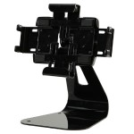 Universal Tablet Cradle PTM400S - Mounting kit for tablet - polyester - black powder coat - wall-mountable, deck-mountable