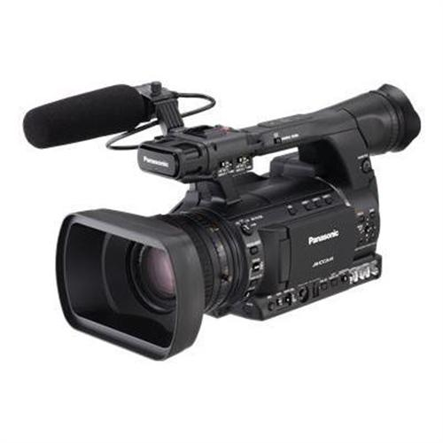 Panasonic AVCCAM AG-AC130A - camcorder - storage: flash card