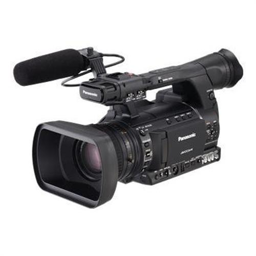 Panasonic AVCCAM AG-AC160A - camcorder - flash card