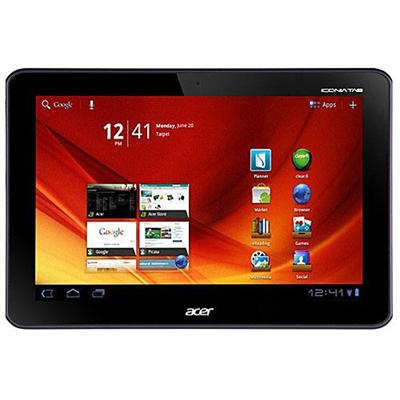 Acer ICONIA TAB A Series A200-10G32U NVIDIA Tegra 2 Dual Core 1GHz Tablet PC - 1GB RAM, 32GB Internal Storage, 10.1