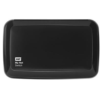 WDMy Net Switch - 8 Port Gigabit Ethernet Network Switch - HD Media Switch(WDBJVC0000NCH-NESN)