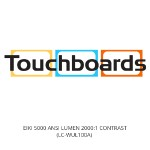 Touchboards EIKI 5000 ANSI LUMEN 2000:1 CONTRAST LC-WUL100A