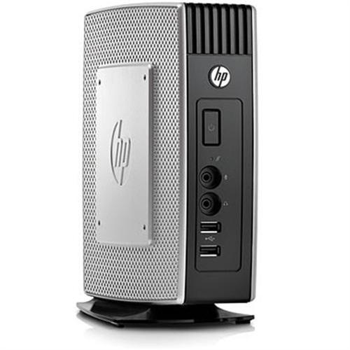 HP t510 VIA Eden X2 Dual-Core U4200 1.0GHz Flexible Thin Client - 2GB RAM, 1GB Flash Memory, no HDD, VIA ChromotionHD 2.0, Gigabit Ethernet