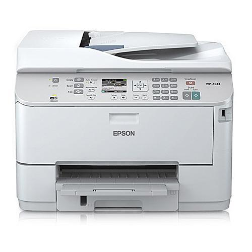 Epson WorkForce Pro WP-4533 Color Inkjet Multifunction Printer
