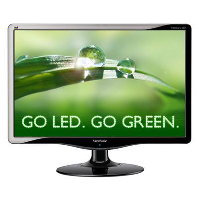 ViewSonicVA2232wm-LED - LED monitor - 22