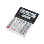 DV-220 - Desktop calculator - 12 digits - solar panel, battery
