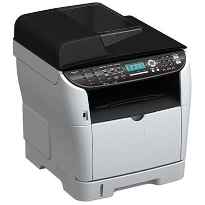 Ricoh Aficio SP 3500SF Monochrome Laser Multifunction Printer (406967)