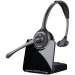 Plantronics CS 510 - CS500 Series - headset - full size - wireless - DECT 6.0 - with  HL10 Handset Lifter 84691-11