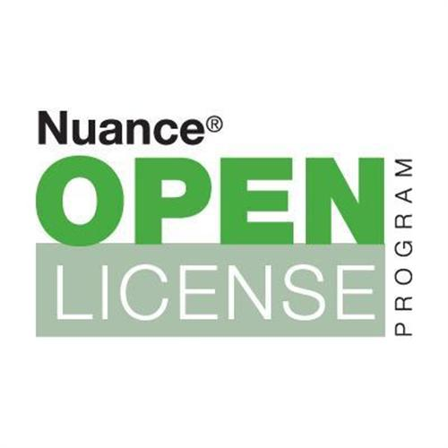 Nuance Communications Maintenance & Support technical support - 1 year - for PDF Create!